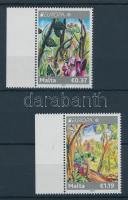 2011 Europa CEPT Erdők sor + kisívpár Mi 1665-1666