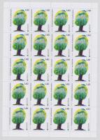 2011 Europa CEPT Erdők kisív Mi 1591