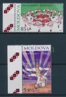 2010 Néptáncok sor Mi 714-715