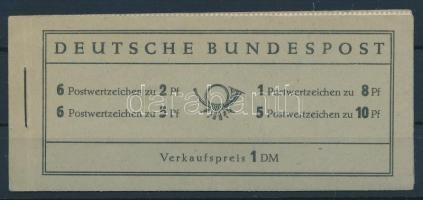 1955 Bélyegfüzet Mi 3