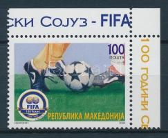 2004 100 éves a FIFA ívsarki Mi 326