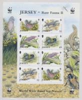 2004 Veszélyeztetett állatok összefüggő ív Mi 1143-1146