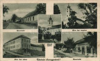Somogyvár Horváth Ferenc kereskedésével