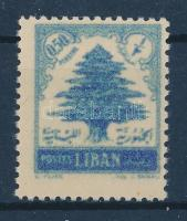 1954 Forgalmi Mi 500 kétoldali nyomat / printed on both sides