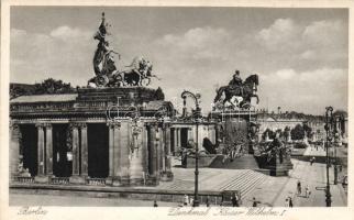 Berlin Statue of Wilhelm I.