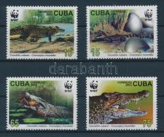 2003 Krokodil sor Mi 4553-4556