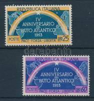 1953 NATO Mi 896-897