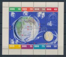 1962 Szovjet űrutazások kisív Mi 926-933