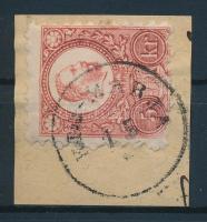 1871 Réznyomat 5kr KIS-MARJA