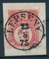 1871 Réznyomat 5kr LEPSÉNY