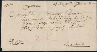 1848 Ex offo v. EPERIES - Leutschova