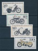 1983 Motorok sor Mi 694-697