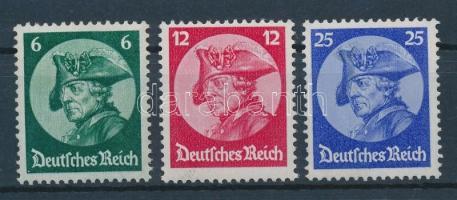 1933 Nagy Frigyes Mi 479-481