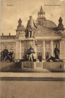 Berlin Bismarck statue
