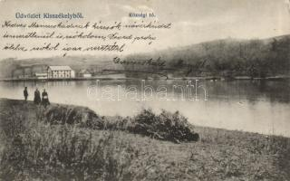 Kisszékely, Községi tó