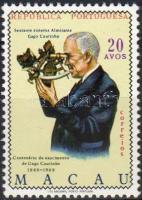 1969. Gago Coutinho admirális Mi 445