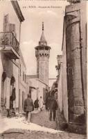 Tunis mosque, Tunisz mecset