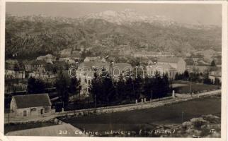 Cetinje with Lovcen, Cetinje Lovcennel