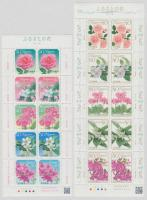 2011 Virágok (IX.) kisívpár Mi 5556-5565