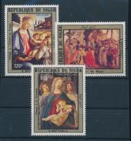 1983 Karácsony Mi 872-874