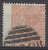 1865 Mi 24 szélesre fogazva