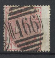 1873 Mi 41 breitrand, lemezszám 14
