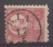 1871 Réznyomat 5kr BIA