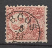 1871 Réznyomat 5kr BÖÖS
