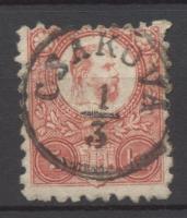 1871 Réznyomat 5kr CSAKOVA