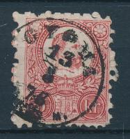 1871 Réznyomat 5kr GYOMA / BÉKÉS M.