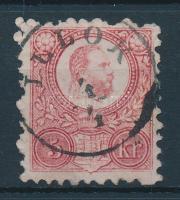 1871 Réznyomat 5kr ILLOK