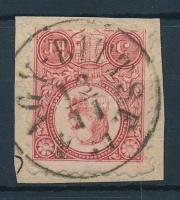 1871 Réznyomat 5kr NAGY-BITTSE