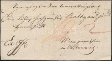 1832 Ex offo GROSHÖFLEIN - Margareten