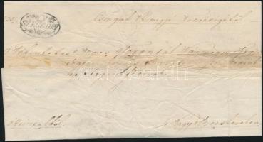 1841 Ex offo SZEGEDIN - Nagy Becskerek
