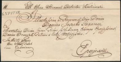 1848 Ex offo S.N.PATAK - Eperjessini