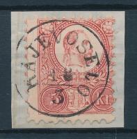 1871 Réznyomat 5kr / Mi 10 RAJEVOSELO