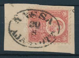 1871 Réznyomat 5kr / Mi 10 KASSA / AJÁNLOTT