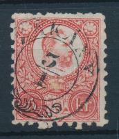 1871 Réznyomat 5kr / Mi 10 ZAKÁNY