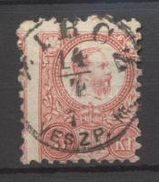 1871 Réznyomat 5kr ZIRCZ / VESZPR. M.