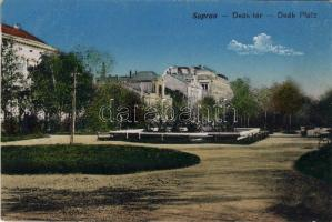 Sopron, Deák tér