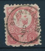 1871 5kr GYERTYÁMOS