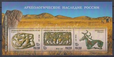 2008 Régészeti hagyaték blokk Mi 108