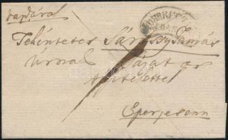 1848 Franco DEBRECZIN / FRANCO - EPERJES