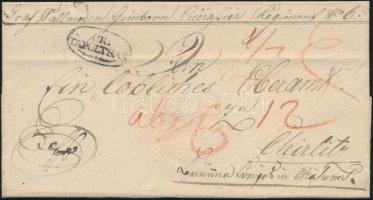 1832 Ex offo GR: / TAPOLTSAN - Chirlitz