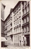 Vienna, Wien; I. Neue Haus des K.u.K. höheren Weltpiester Bildungsinstitutes / K.u.K. bulding