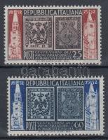 1952 100 éves a bélyeg Pármán sor Mi 861-862