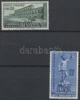 1950 UNESCO konferencia sor Mi 791-792
