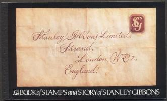 1982 II. Erzsébet: Stanley Gibbons bélyegfüzet MH 61