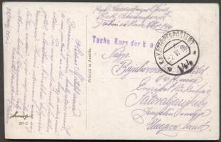 1918 Képeslap EP 144b