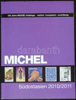 Michel Délkelet-Ázsia katalógus Tengerentúl 8/2 2010-2011-es kiadás új állapotban